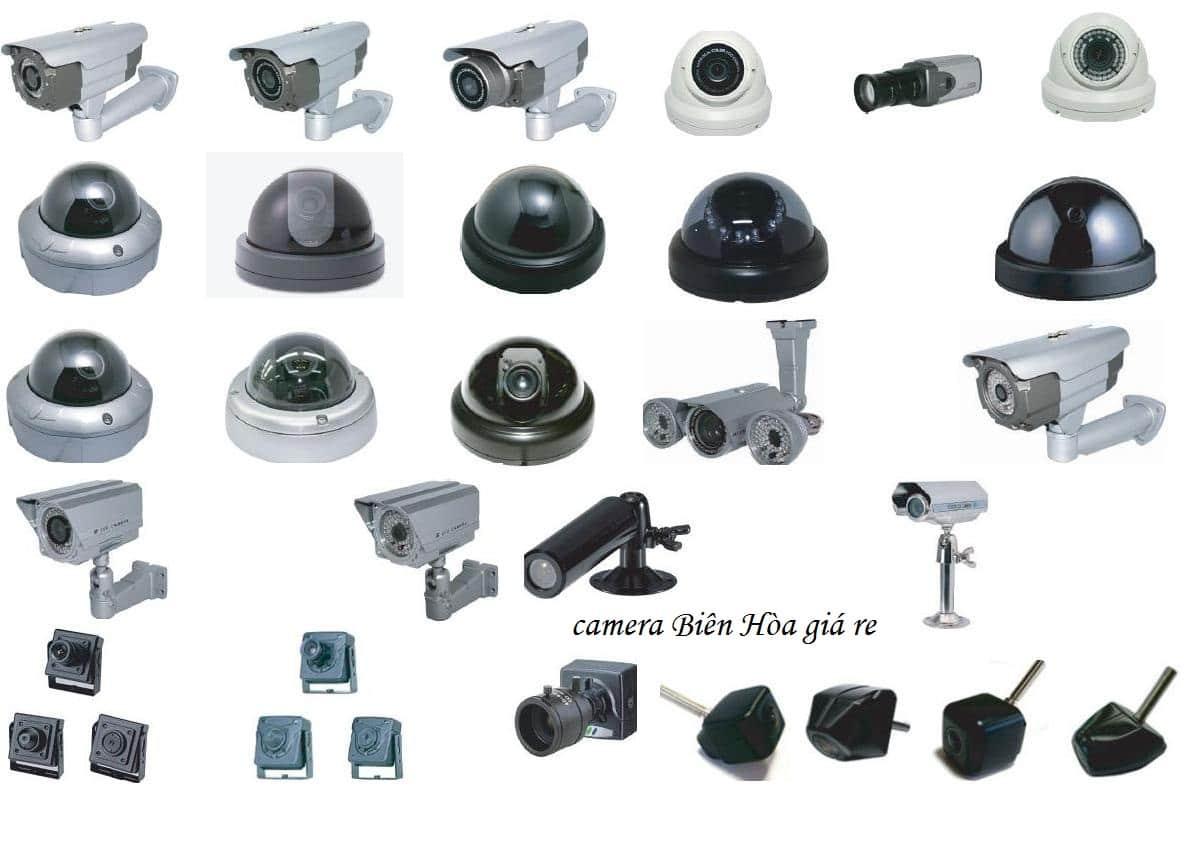 Các loại camera quan sát, lắp đặt camera Biên Hòa
